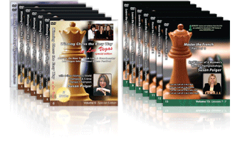 All Susan Polgar DVDs