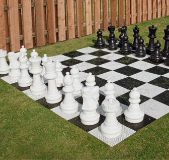 giant lawn chess sets