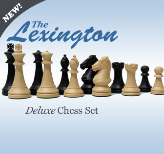 cajun chess exclusive lexington chess set