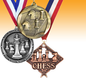 Chess Medals Awards